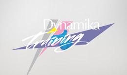 Dynamika Brand identity