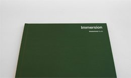 Immersion. The Birthday book