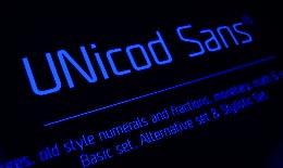 UNicod Sans Pro ®